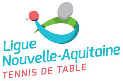 Site internet de la ligue Nouvelle-Aquitaine de Tennis de Table