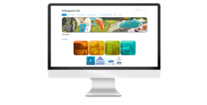 Site internet Infosport64
